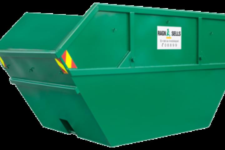 Container 8 -12 MAI 2020